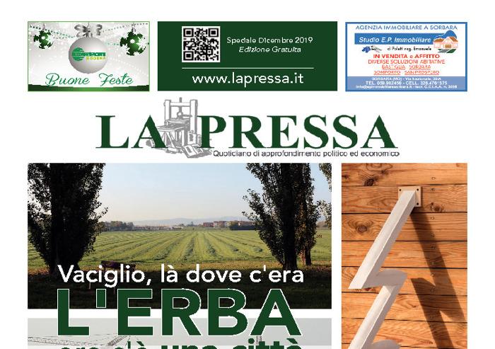 La Pressa - speciale cartaceo: ambiente e strade