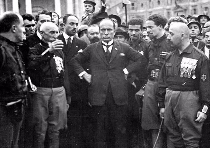 L'eredità peggiore del fascismo? Il neo-fascismo
