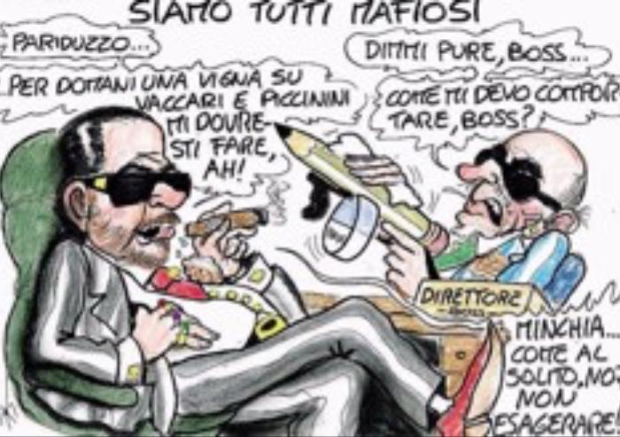 Libera: «Chi attacca Rando è al fianco delle mafie»
