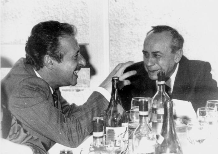 Borsellino e la cena degli onesti