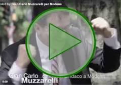 Muzzarelli, quel video di tre anni fa...