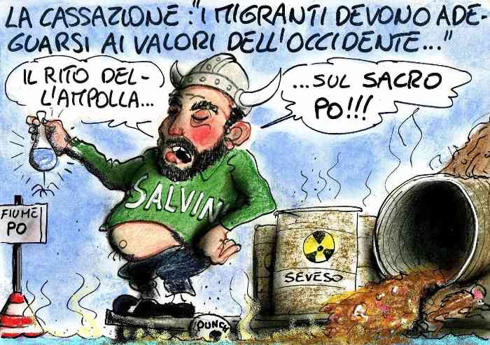 I valori dell'Occidente!