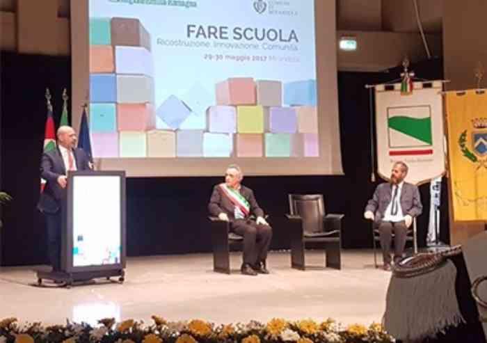 Il presidente Mattarella visita il Tecnopolo di Mirandola