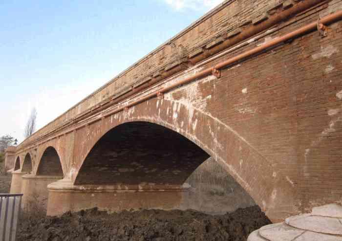 Ponte Motta, lunedì partono i lavori post-sisma