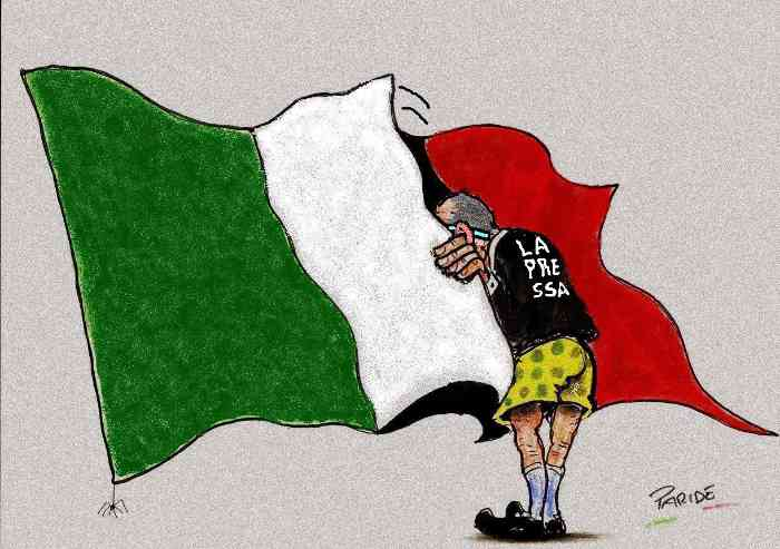 Le vignette di paride festa della repubblica for Sito della repubblica