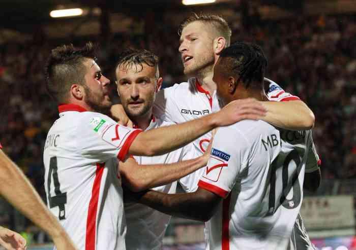Storico Benevento, per la prima volta in serie A