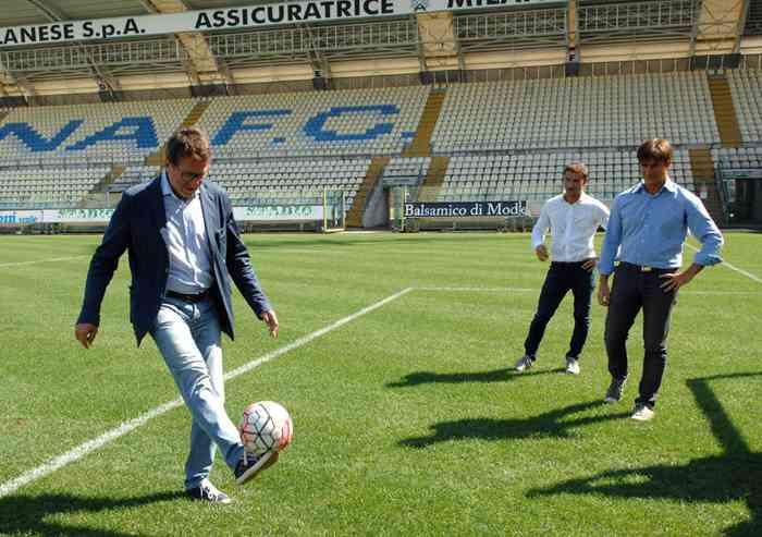 Modena calcio, Muzzarelli si appella agli imprenditori modenesi: rispondono gli stranieri