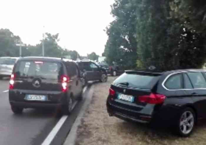 Vasco Modena Park: Ore 19, caos in viale Italia