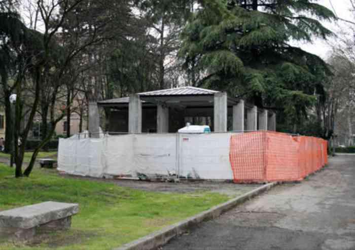 Parco Rimembranze, processo chioschi sequestrati, assolti