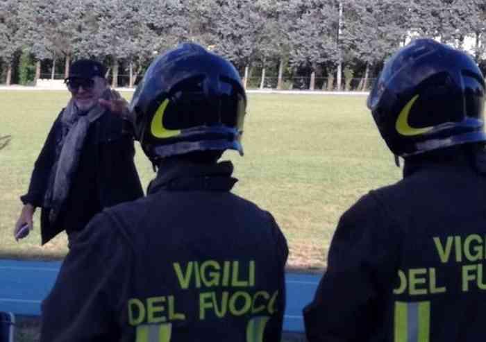 Vasco Modena Park, il bilancio dei 60 Vigili del Fuoco in servizio