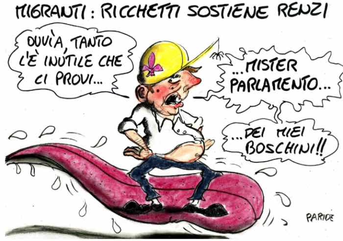I Boschi....ni di mr Richetti
