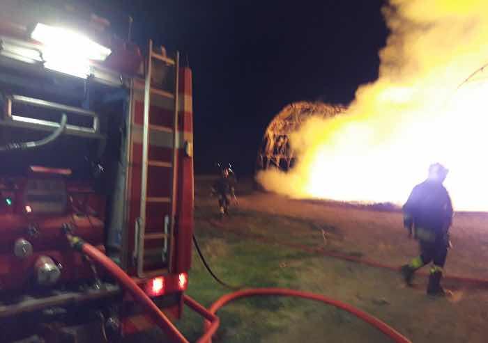 Emilia-Romagna, incendi, SOS pompieri
