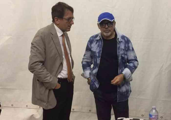 Cittadinanza onoraria, la contro-proposta: sarà Vasco a proporla a Muzzarelli