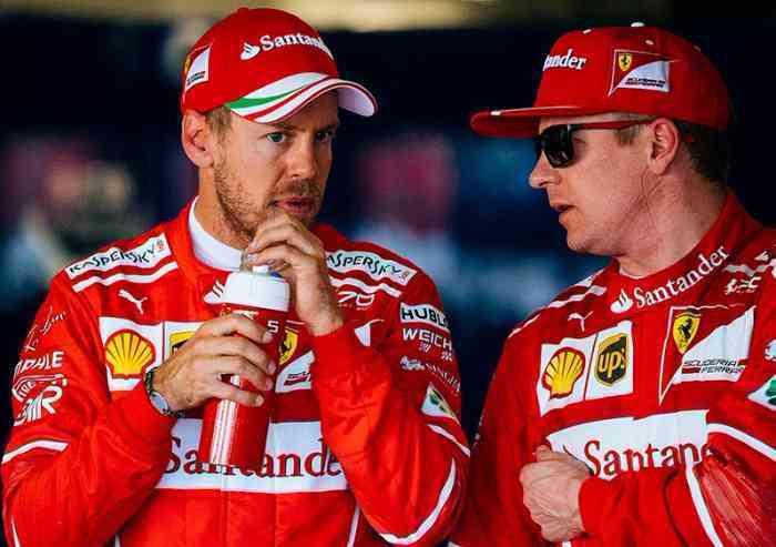 GP Silverstone: Ferrari in pressing su Hamilton