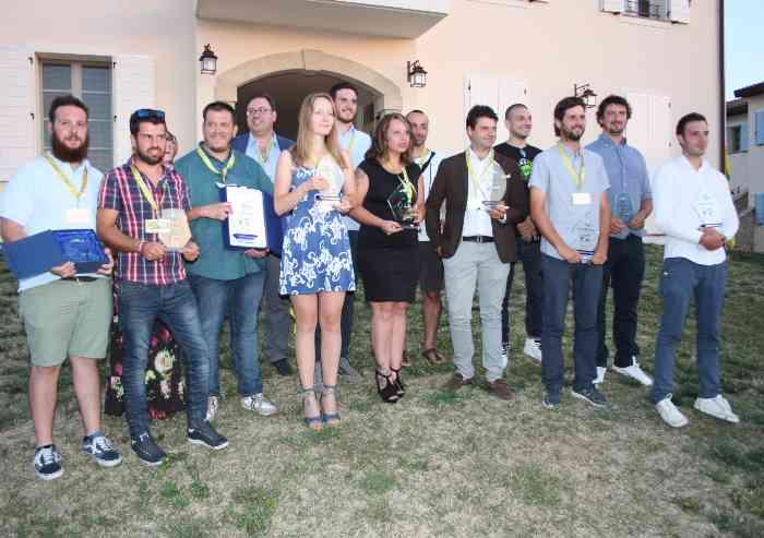 Agricoltura, il premio Oscar Green al piacentino Thomas Manfredi