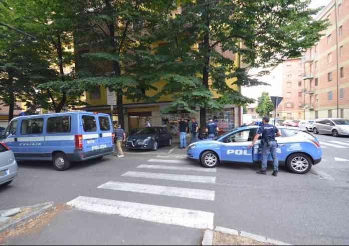 Viale Gramsci, identificate 20 persone e controllati 11 veicoli