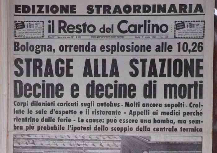Strage di Bologna, l'umiliazione delle parole vuote