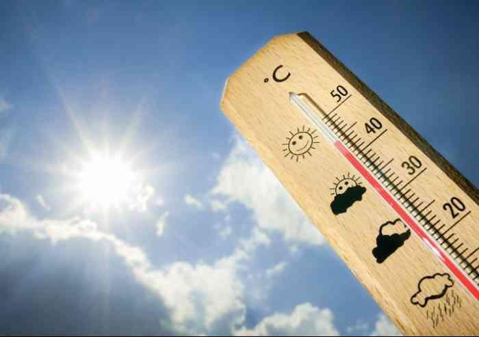 Caldo record, a Modena i 5 giorni più bollenti di sempre