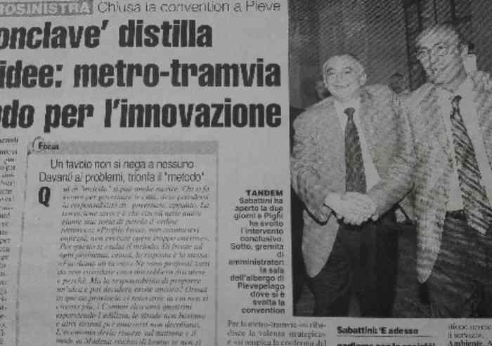 Promesse, sorrisi e strette di mano per una Modena rimasta nel cassetto...dal 2004