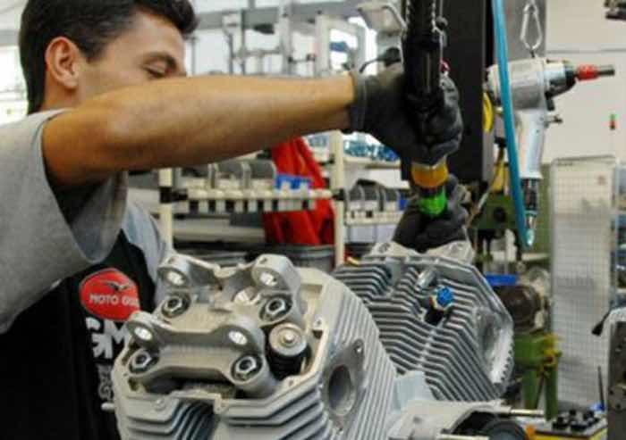 Modena, industria manifatturiera in positivo nel II trimestre 2017