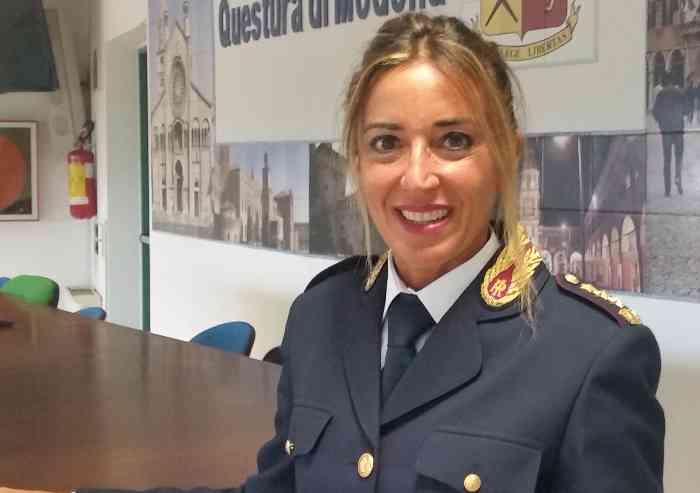 Polizia anticrimine, Maria Laura Barbera nuova dirigente