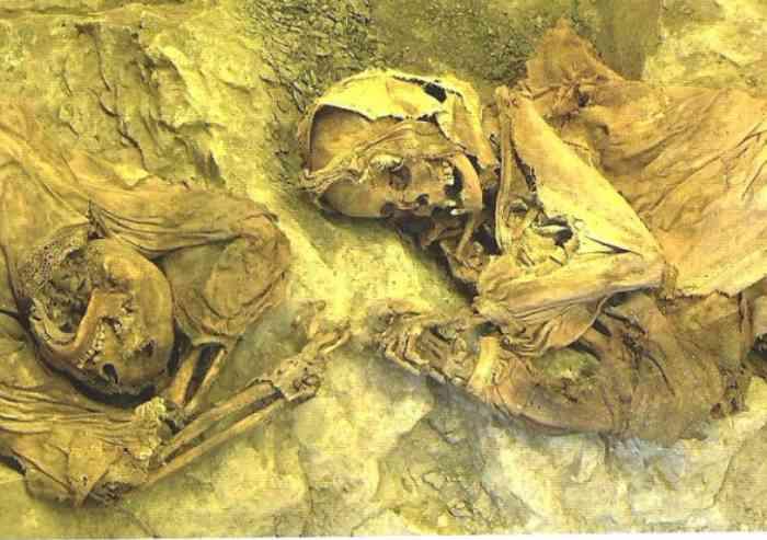 Viaggio nel Dna delle mummie di Roccapelago
