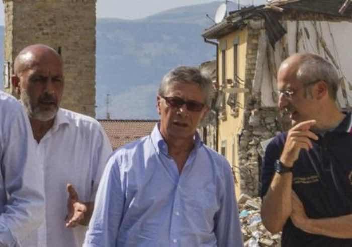 Sisma, Gentiloni: ricostruzione si farà. Errani ottimo