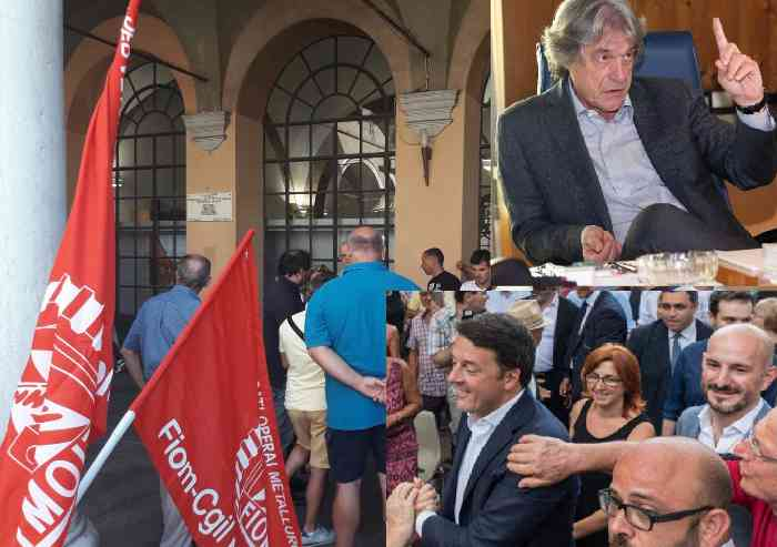 Ponte Alto: il Pd dell'Italia in testa dimentica di difendere i lavoratori