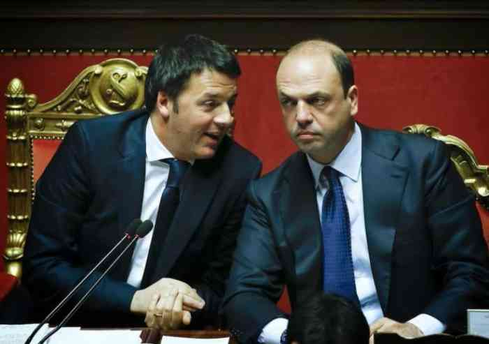 'Richetti e listone unico: Alfano e Giovanardi serviranno lo gnocco alle feste dell'Unità'