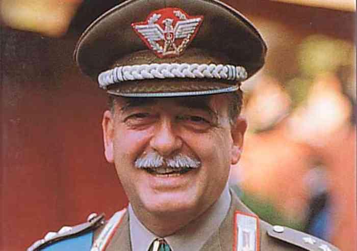 Tre settembre 1982: la Mafia uccide il generale Dalla Chiesa