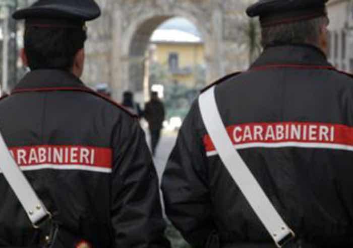 Carabiniere, Tu per me non sei un uomo qualunque. E tanto basta