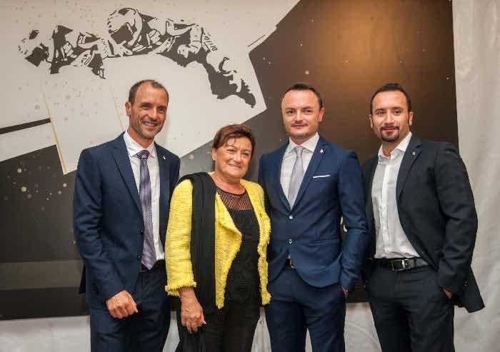 LaPressa.it - Economia - Del Conca apre nuovo stabilimento a Savignano