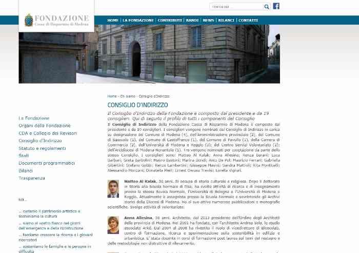 Sant'Agostino, Architetti entusiasti ma a firmare il parere è Allesina che siede in Fondazione Crmo
