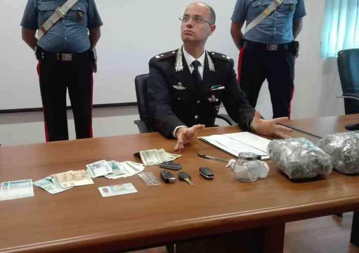 Castelfranco, blitz dei Carabinieri in abitazione: quattro pregiudicati in manette