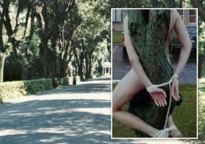 Roma, turista stuprata e legata ad un palo a Villa Borghese