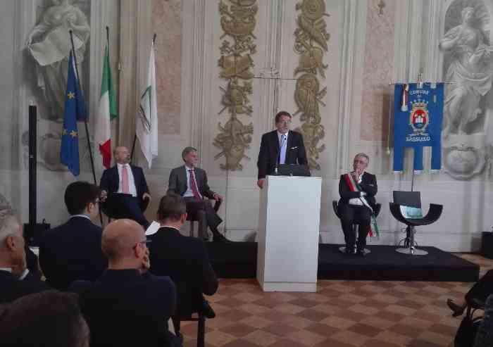 Bretella, Delrio annuncia: a maggio 2018 parte il cantiere