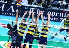 L'Azimut Modena Volley inciampa in Supercoppa