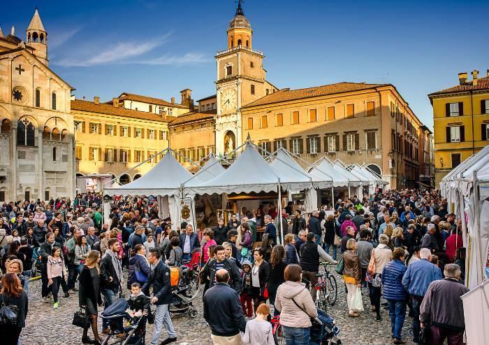 Piazza Grande riabbraccia 'La Bonissima'