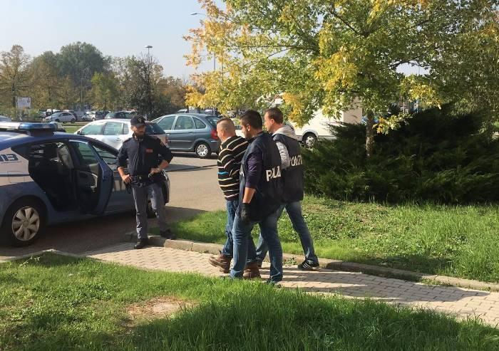 Furti nei garage, arrestato 47enne italiano