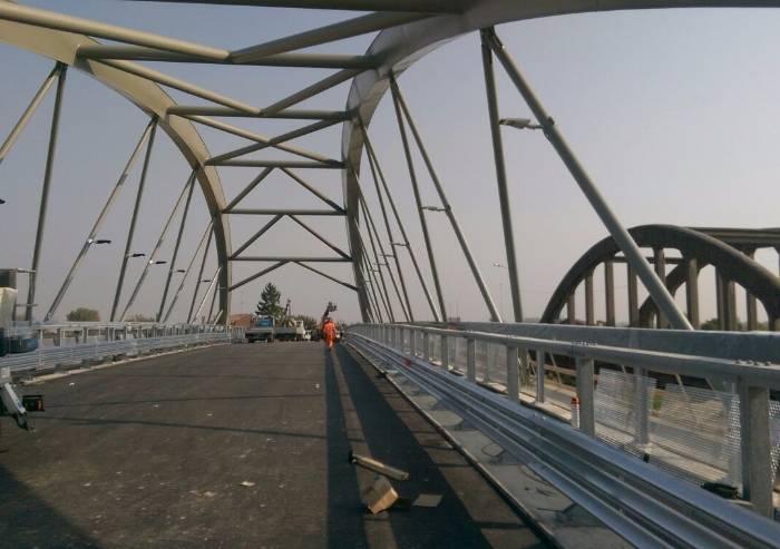Bomporto, domani apre il ponte targato Aec