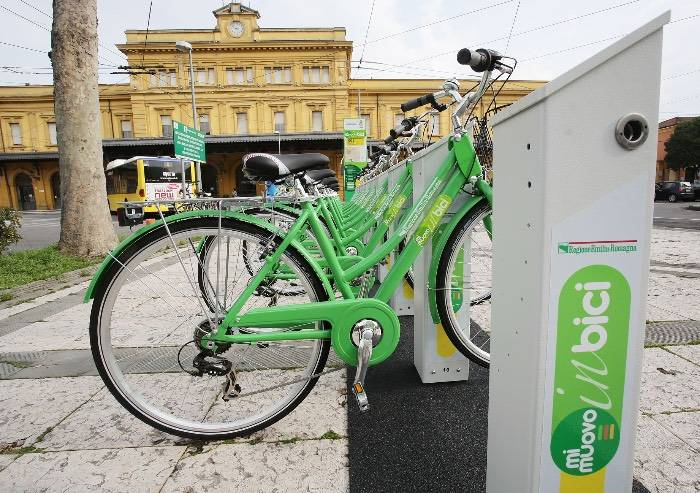 Bike sharing Ofo, Sala: