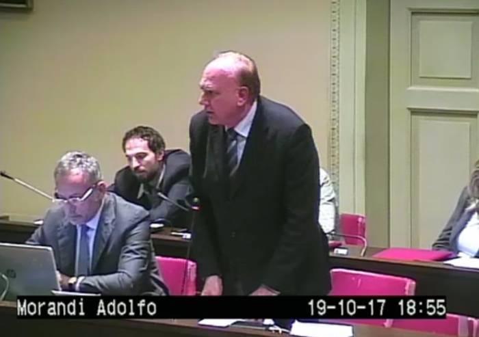 Mozione pro legge urbanistica regionale, Forza Italia salva il Pd