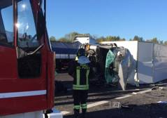 Grave incidente sull'A1, traffico in tilt