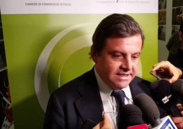 Calenda, uscita Italia da carbone entro 2025