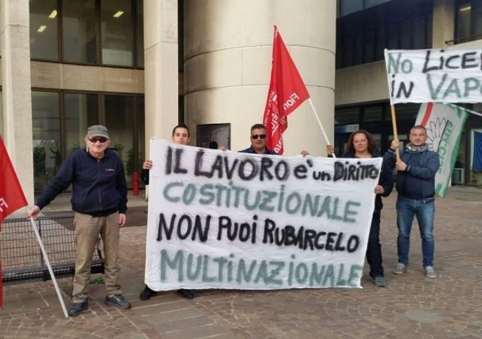 Licenziamenti Vapor Europe, la vertenza a Roma