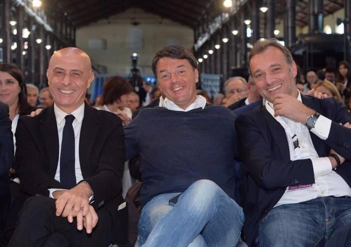 Minniti, Renzi e Richetti: ecco gli eredi di Berlinguer