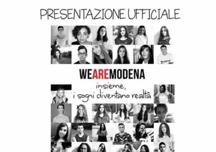 We Are Modena, domenica la presentazione del libro di De Carlo