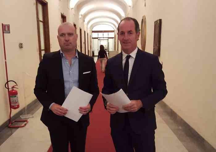Autonomia, rissa verbale tra Bonaccini e Zaia
