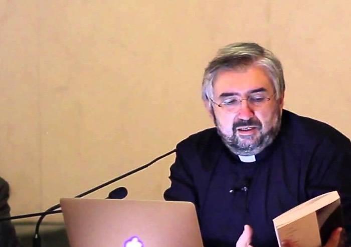 La frase choc del prete: ha più morti sulla coscienza Riina o Bonino?