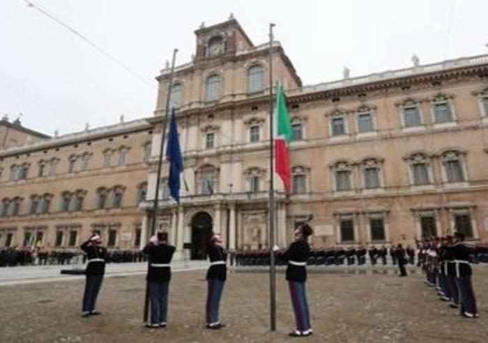 Modena, medaglia d'oro al valor militare